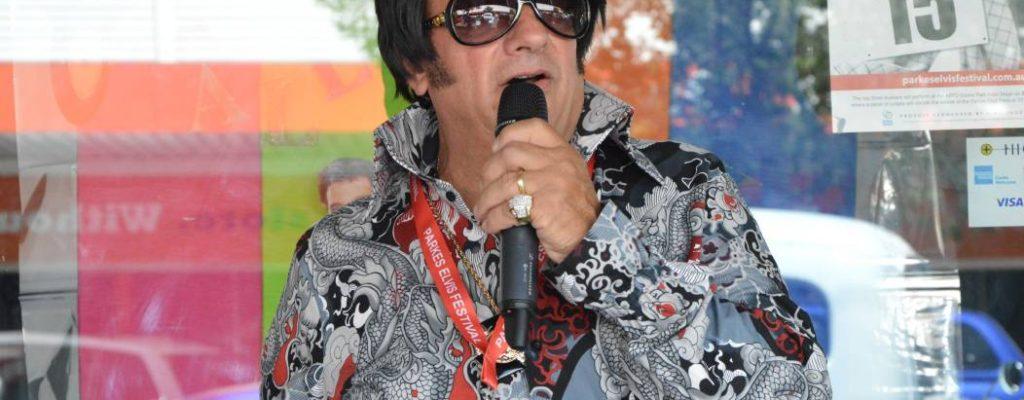 Ross wins at the 2017 Parkes Elvis Festival!