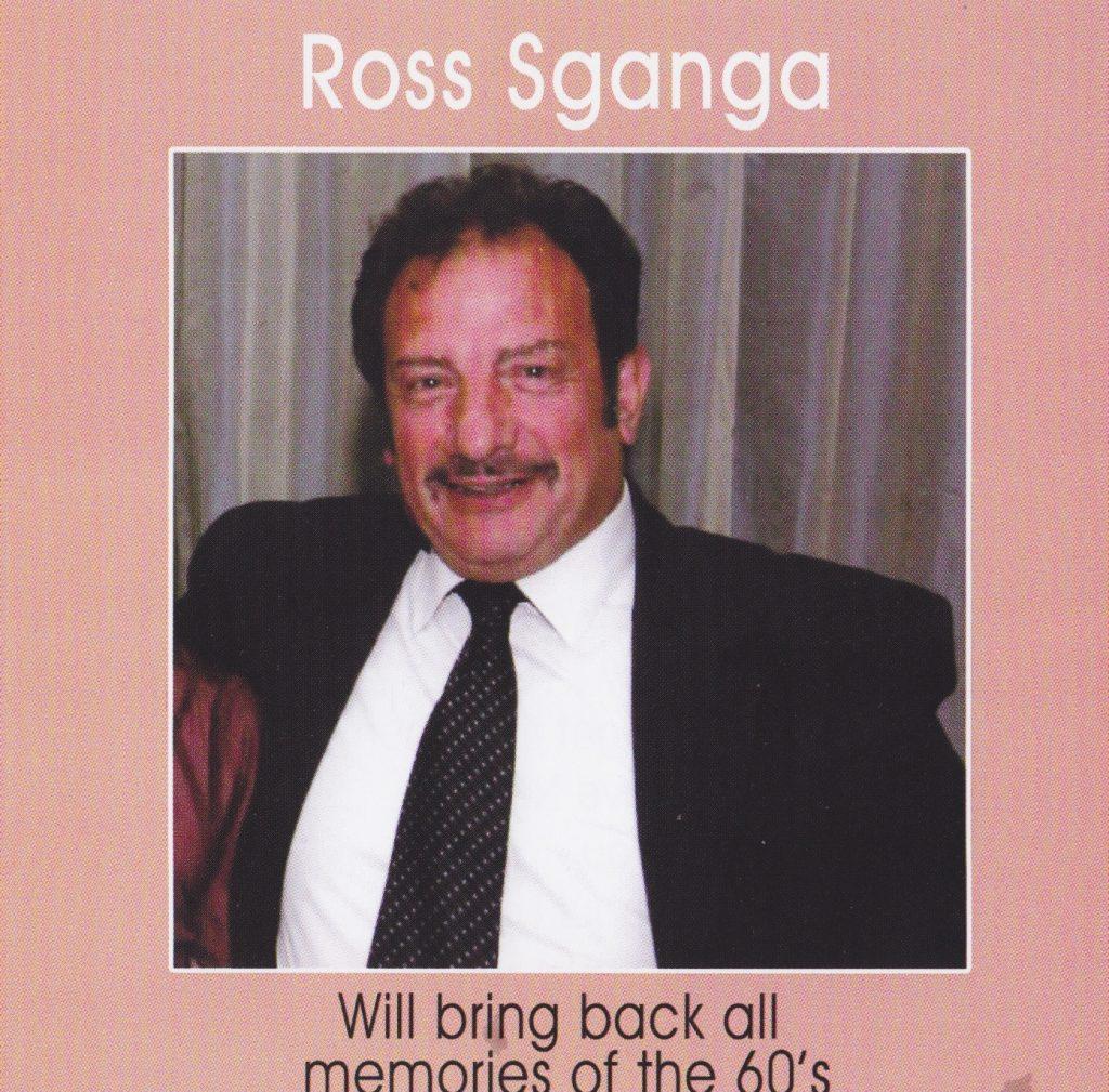 Ross Sganga album Volume 2 front